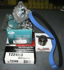 Gates T224RB Racing Timing Belt Package 92-95 Civic Del Sol D16Z6