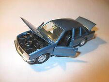 Opel Rekord e Limousine Saloon azul Blue Metallic, gama made in W. Germany 1:43!