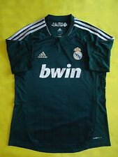 4,8/5 REAL MADRID CUP 2010/1012 JERSEY SHIRT CAMISETA ADIDAS ORIGINAL FOOTBALL