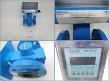 Krohne Aquaflux 010K/D/6, Krohne DN 25 Flansch, Durchflussmesser unbenutzt