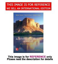 Auditing and Assurance Services: A Systematic Approach, 10th IE (FAST SHIPPING)