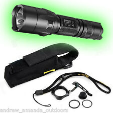 Nitecore P20UV Tactical LED Flashlight - 800 Lumens w/Accessories