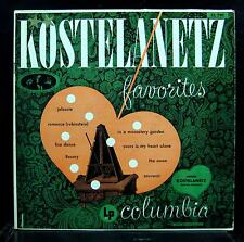 ANDRE KOSTELANETZ favorites LP VG+ CL 791 Alex Steinweiss Art Cover USA 1955