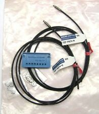 New Honeywell FEF-PAT4-M Kit (2) 9418 Fiberoptic Cables w/Cutting Tool