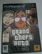 Grand Theft Auto Trilogy Playstation 2 Ps2 NUOVO SIGILLATO VERSIONE ITALIANA RAR