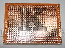 Basetta Millefori 50x70 mm 5x7 cm in bachelite e monofaccia