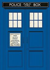 Dr. Who Tardis fridge magnet  (hb)