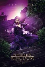 THE FORBIDDEN KINGDOM - Movie Poster - Flyer - 13.5x20 - LIU YIFEI