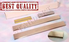 Renault MEGANE Grandtour 2008- Stainless Steel Door Sill Guard Scuff Protectors