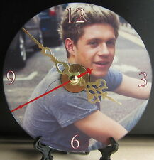 New Niall Horan One Direction Singer Song Writer Guitarist Music  CD Clock