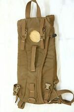 USMC TACTICAL 3L ILBE Hydration System Carrier WXP Coyote Camelbak Excellent