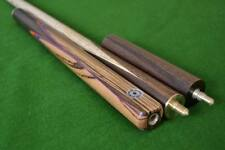 HANDMADE 3/4 Multi-spliced Handmade Snooker Cue With Ash Shaft #wd21