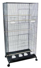 Extra Large Flight Parakeets Multiple Canaries Finches Sugar Glider Bird Cage999