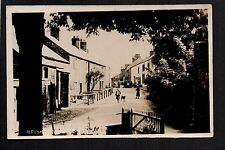 Heysham Village, Morecambe - real photographic postcard