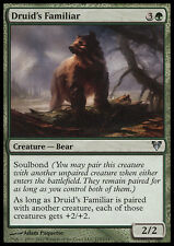 MTG 2x DRUID's FAMILIAR - FAMIGLIO DEL DRUIDO - AVR - MAGIC