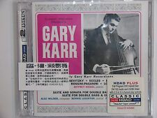 Gary Karr Plays Double Bass 24/192 DVD-Audio + CD HDAD 2013