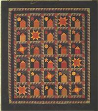 Broomstick Hollow quilt pattern by Wagons West Designs