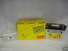 BATTERIA FIAMM MOTOR ENERGY FB4L-B PIAGGIO Sfera - Sfera Maquillage 2 50 1994-19