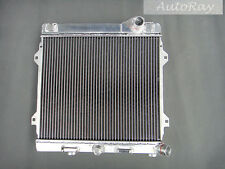 Full Aluminum Radiator for BMW E30/M3 320is 3 Row Manual 85-93 90 91 92 1993