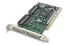 Adaptec 39320A-R PCI-X Ultra320 SCSI Card w/RAID. LVD/SE. 32/64-bit PCI. Win 7