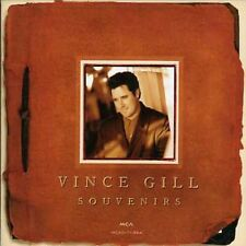 Souvenirs-Greatest Hits - Vince Gill (1995, CD NIEUW)