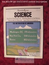 Saturday Review Science December 1972 METRIC SYSTEM EDWARD HOAGLAND WOLVES