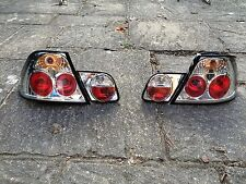 BMW E46 3-Series Coupe 2-Door Lexus Style Rear Lights 1999-2003 PRE-FACELIFT