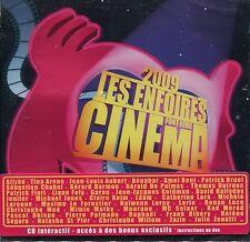 Les Enfoirés font leur Cinéma (2 CD)