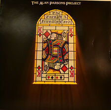 "THE ALAN PARSON PROJECT - THE TURN OF A FRIENDLY CARD 12"" LP (U 145)"