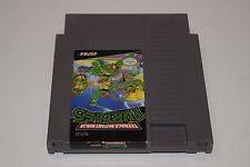 +++ TMNT NINJA TURTLES 1 Nintendo NES Game Cart! #2 TESTED