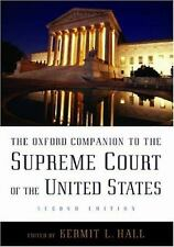 The Oxford Companion to the Supreme Court of the United States, , Good Book