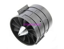Electric EDF 120mm Ducted Fan 12 Blades 5052 kv500 motor Tested Balance