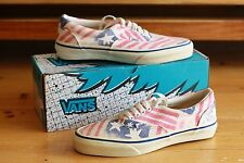 vintage VANS ERA MADE IN USA 8,5 NOS RARE!! dogtown DEADSTOCK off the wall