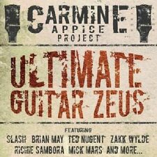 Carmine Appice Project-Ultimate Guitar Zeus CD