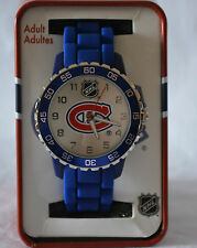 New Official NHL Montreal Canadiens watch FREE SHIPPING in North America!
