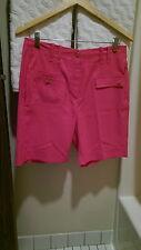 NWT Womens Ladies DKNY GOLF by Jamie Sadock Azalea Golf Shorts -  size 8  $110