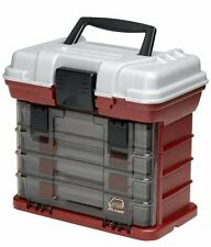 Plano 1354 4-By Rack System 3500 Size Tackle Box, Free Shipping, New