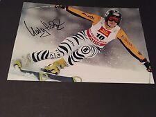 KATHRIN HÖLZL SKI ALPIN signed Autogramm Photo 20x30