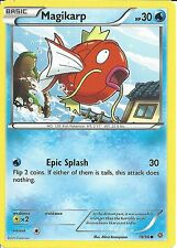 POKEMON CARD XY ANCIENT ORIGINS - MAGIKARP 19/98