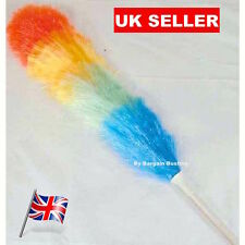Magic Expandable 1.2m Anti Static Feather Duster Telescopic Extending Handle