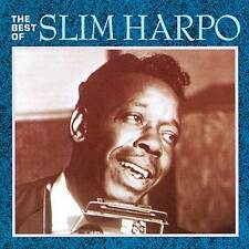 SLIM HARPO - THE BEST OF - CDCM 410