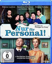 Blu-ray *  NUR FÜR PERSONAL # NEU OVP