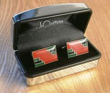 EXCLUSIVE  ART DECO DESIGN CUFFLINKS LIMITED EDITION DESIGN