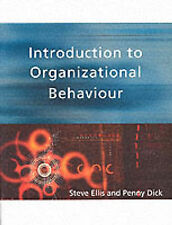 Introduction to Organizational Behaviour by Penny Dick, Steve Ellis...