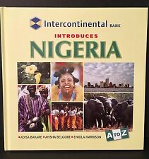 Nigeria A to Z Intercontinental Bank Education Book Hard Cover Hardback