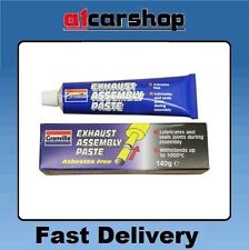 BIG TWO TUBES GRANVILLE EXHAUST ASSEMBLY PASTE GAS TIGHT SEAL LUBRICATES REPAIR