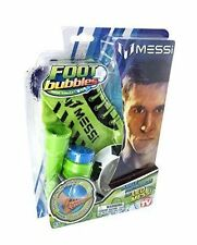 LIONEL MESSI SOCCER FOOT BUBBLES JUGGLE KIT WITH 2 PAIR OF SOCKS Green