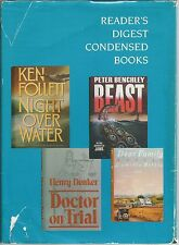 Reader's Digest Condensed Books Volume 1 1992 Night Over Water/Doctor On Trial