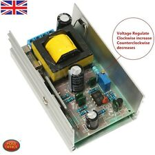 Dc 12V 24V to dc 200-450V 70W haute tension convertisseur boost step up power supply
