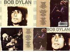 BOB DYLAN 3CD Masterpieces RARE with non album tracks!